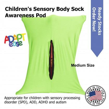 Adapt-Ease Sensory Body Sock Awareness Pod ~ Medium