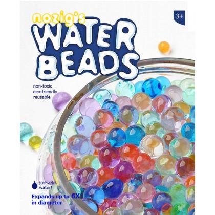 Nozig Water Beads Rainbow Mix, (220gm)
